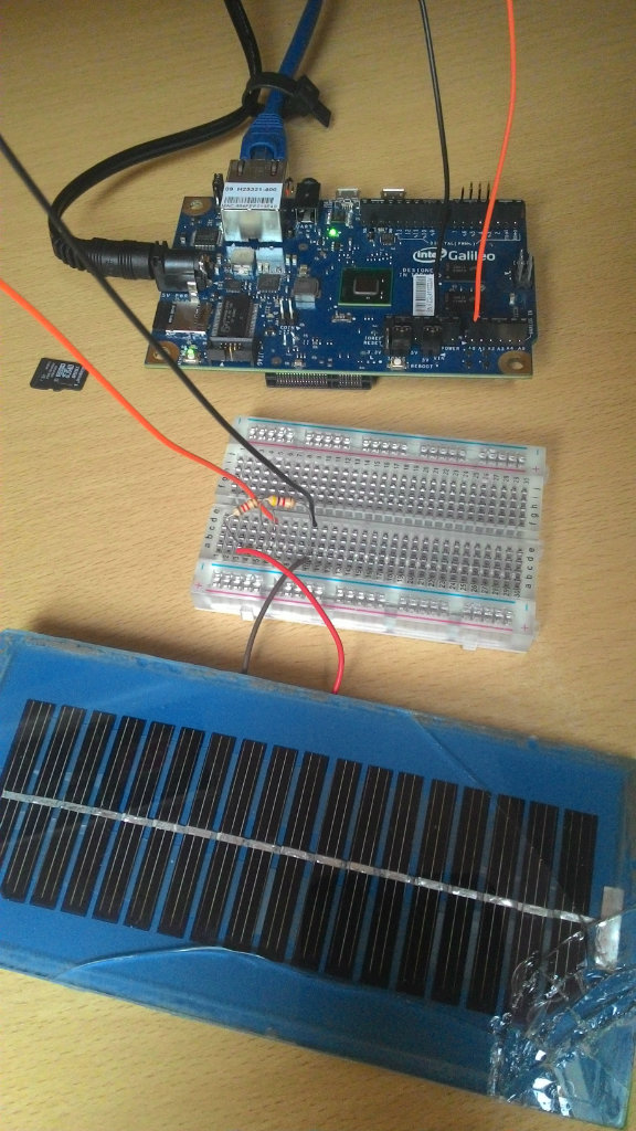 Intel® Galileo in the Sun – an IoT solar monitoring ...